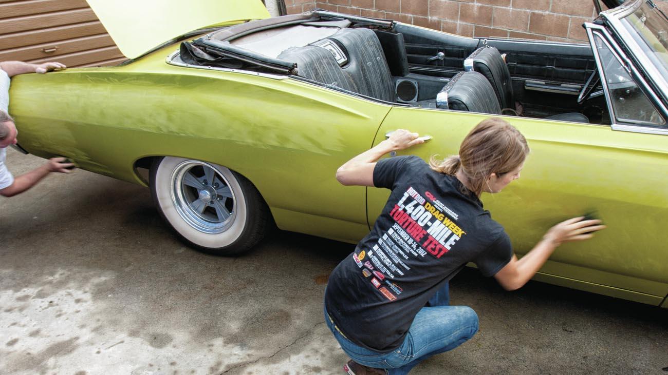 Cómo pintar tu coche en 6 sencillos pasos | Equipos Lagos